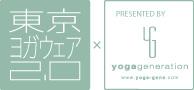 東京ヨガウェアのロゴ