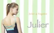 ヨガフェスタ東京ヨガウェア2.0ブースにJulier(ジュリエ)も