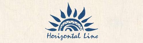 ホリゾンタルライン ロゴ