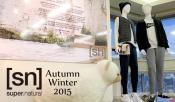 sn.スーパーナチュラルの2015年秋冬展示会