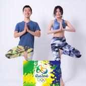 LindaWorksを着てオリンピックを応援しよう!!
