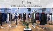 ジュリエ2019秋冬コレクション展示会に行ってきました