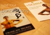 I  LOVE YOGA/アイラブヨガ ダンカン・ウォンコレクション