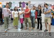 東京ヨガウェア2.0ブースご来店ありがとうございました。