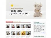 スタジオヨギーのグッドアクションプロジェクトにMIKIZO登場