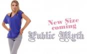 Public Mythに新しいサイズが追加されました!