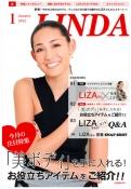 メディア掲載:JCB LINDA「LIZAさんスペシャルインタビュー」