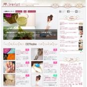 メディア掲載:女の子をキラキラでHAPPYにする情報サイト「Jewelart」