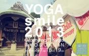 ヨガスマイル2013春は来週末の開催です!