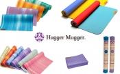 Hugger Mugger(ハガーマガー)のヨガマット取扱い開始
