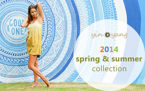 Yin Yang(インヤン)2014年春夏モデル