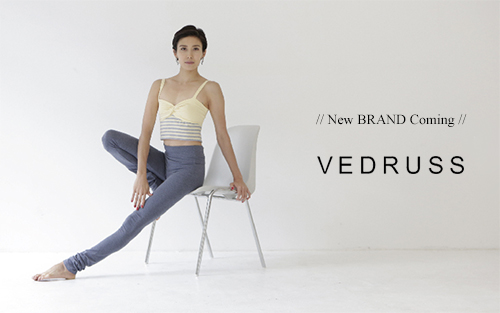 吉川めいプロデュースによる新ブランド「VEDRUSS(ヴェドラス)」