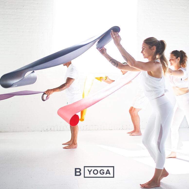 日本初上陸のヨガマットブランド「B YOGA|ビーヨガ」取扱い開始