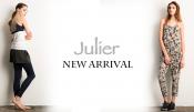 ジュリエ2016年秋冬ヨガウェアが全型揃いました!