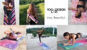 美しいヨガマット「Yoga Design Lab(ヨガデザインラボ)」取扱いスタート!