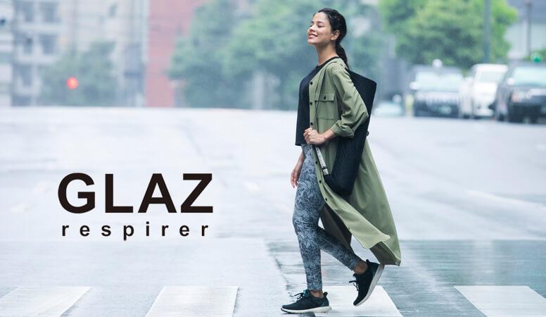 GLAZ respirer|グラズ・レスピレ 着た人には絶対わかるヨガウェア