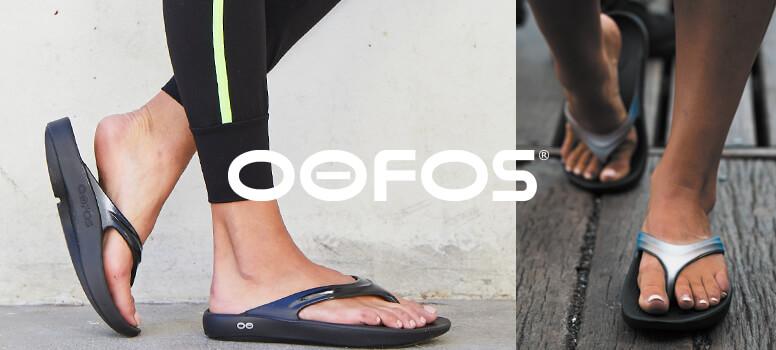 OOFOS|ウーフォス通販【リカバリーサンダルシューズのパイオニア日本初上陸】