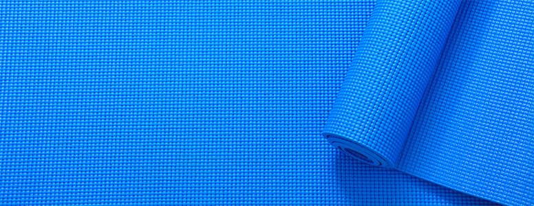 ヨガマット素材「PVC」ポリ塩化ビニル