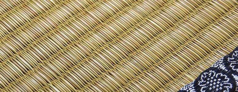 ヨガマット素材 畳