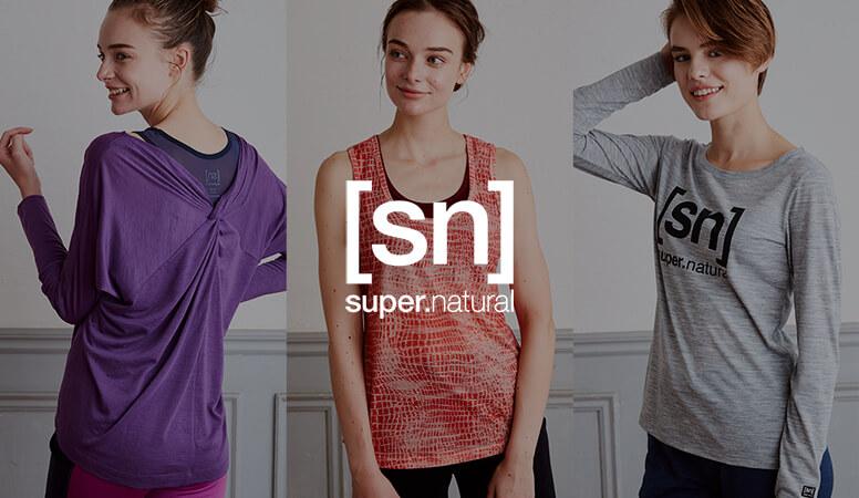 【 [sn]super.natural | エスエヌ スーパーナチュラル 】