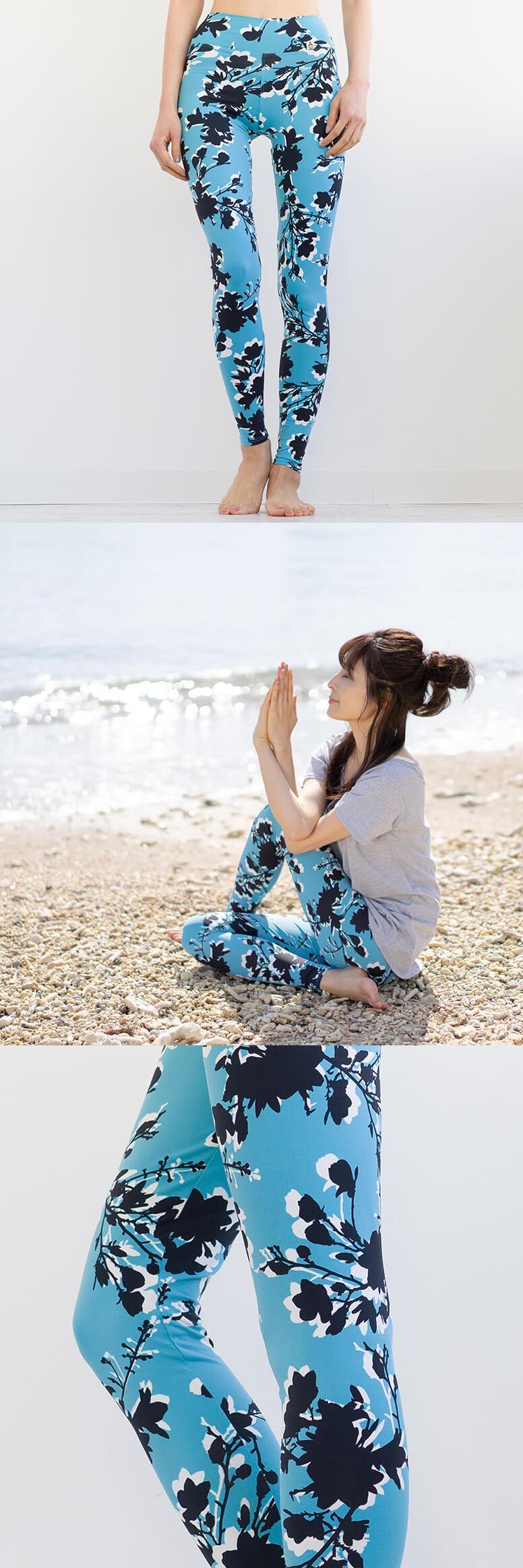 【リンダワークス】ヨガレギンス/ソナタ