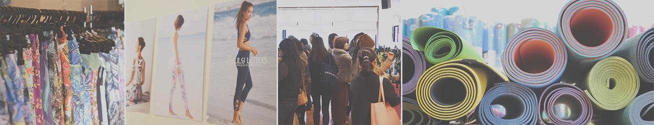 ヨガデバザール出張店舗|人気ヨガウェア&ヨガマットがあなたの街へやって来る